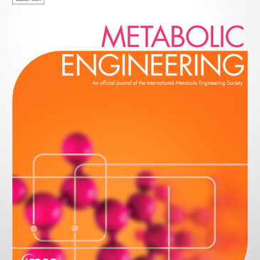 New publication in Metabolic Engineering!